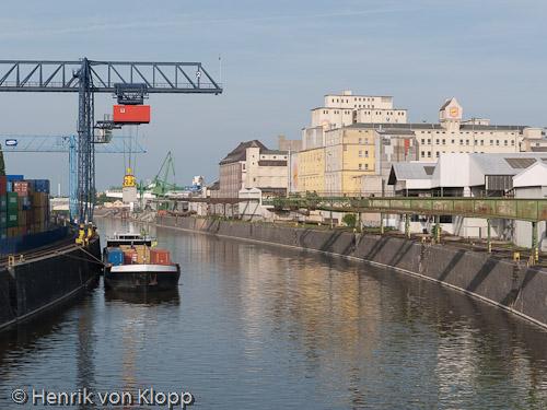 Frankfurt Osthafen