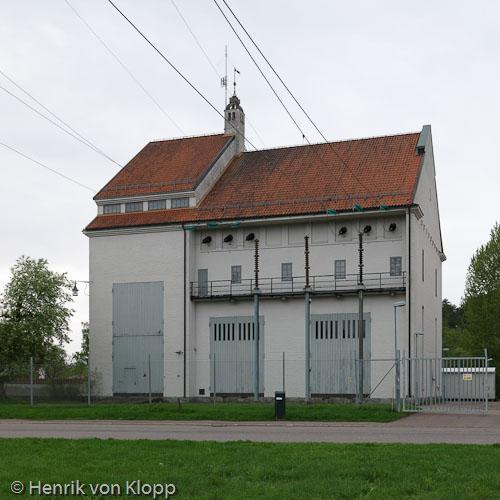 Elektrisk kyrka i Hedemora