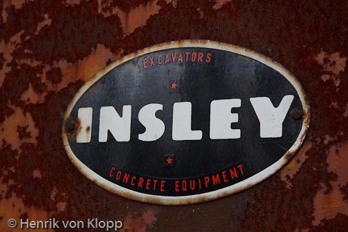 Insley lingrävare