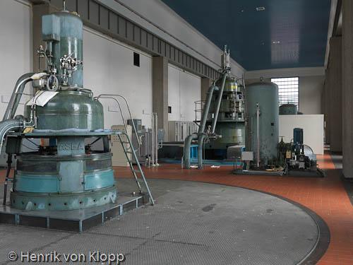 Lanforsens kraftstation