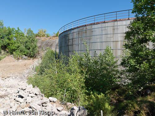 Lucerna kraftstation