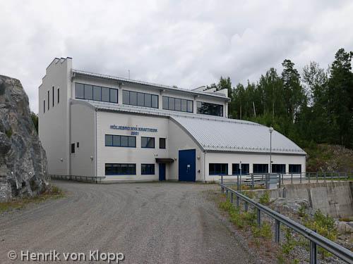Höljebro kraftstation