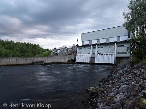 Hermansboda kraftverk
