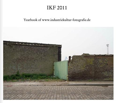 IKF årsbok. Omslagsbild © Pieter de Raedt