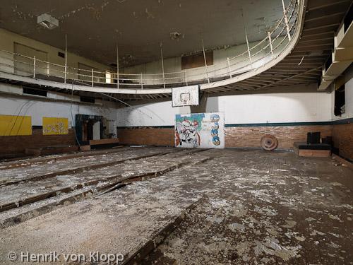 YMCA Detroit