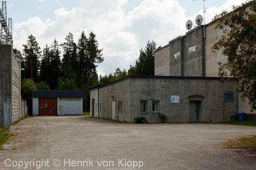 Järnvägsforsens kraftstation