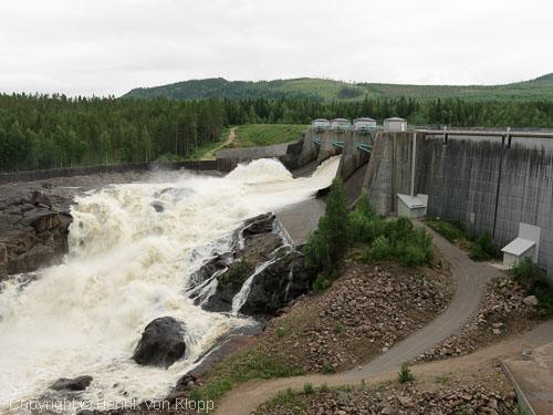 Krokströmmens kraftverk