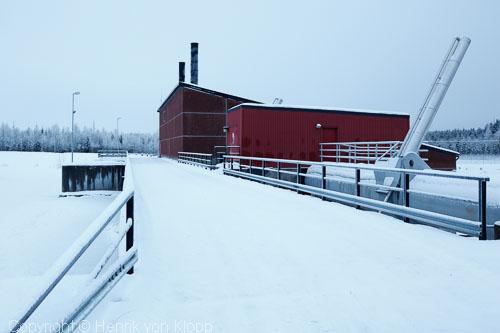 Högfors kraftverk