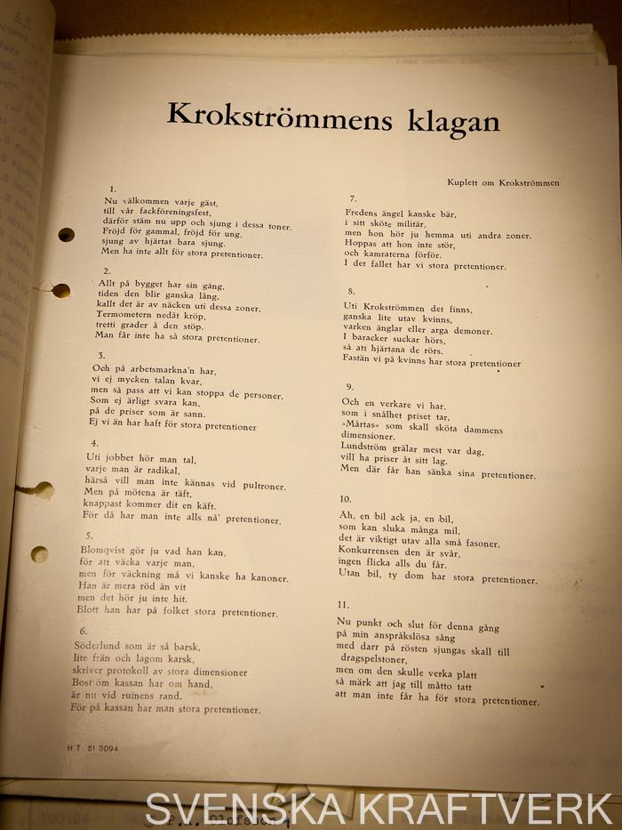 Krokströmmens klagan