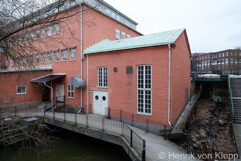 Nyköpings kraftverk
