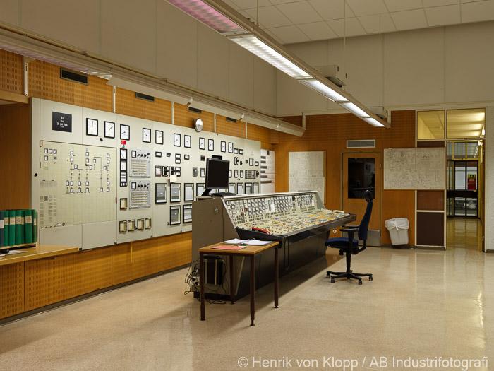 K3 panel B4 och korridor M3