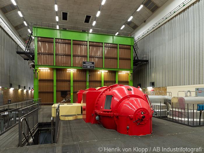 B2 HT-turbin panna