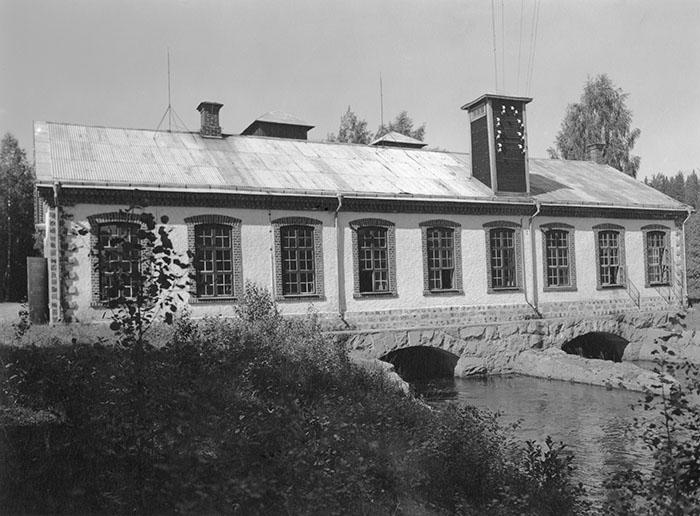 Flögfors 1936