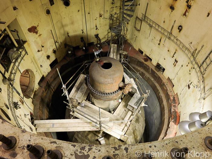 Reaktortanken