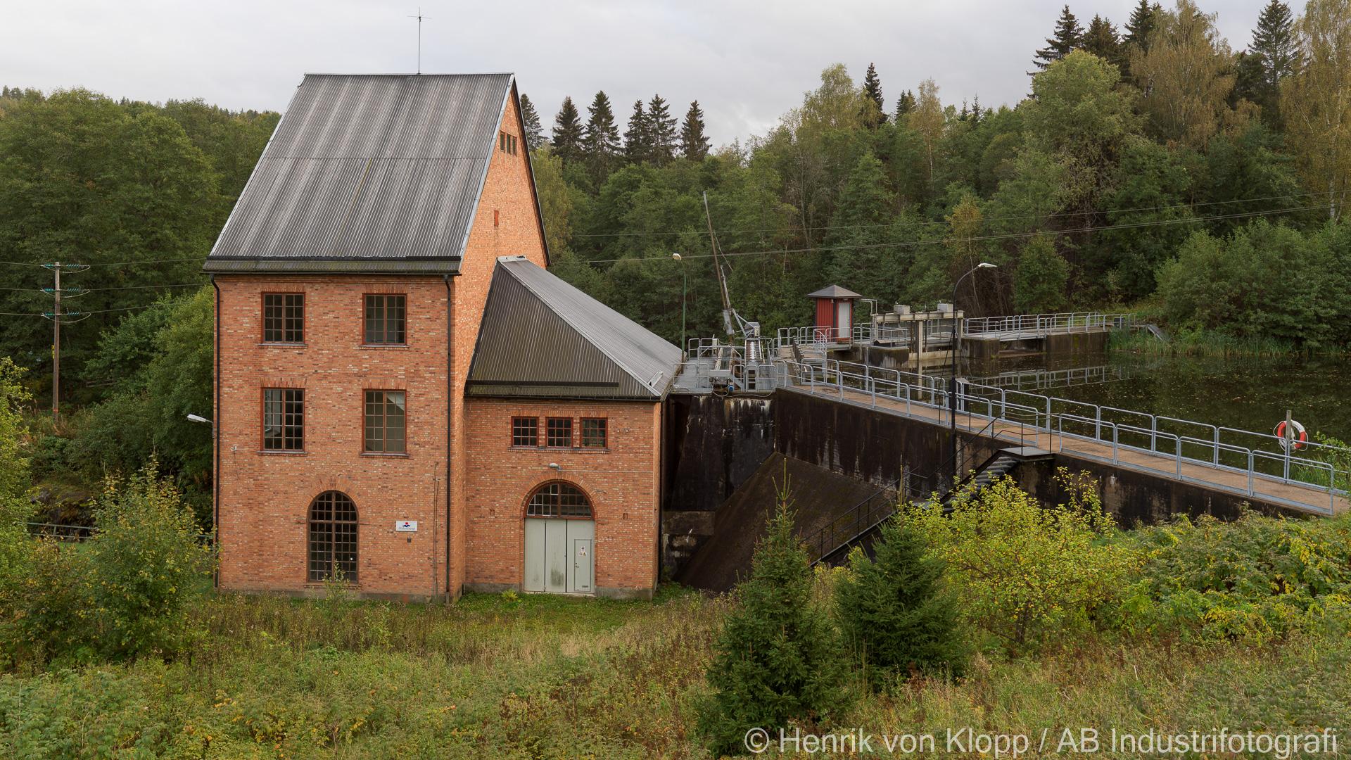 Svenska kraftverk